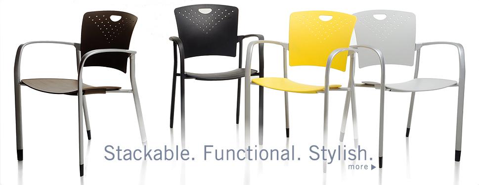 Desk+Chair Horizon Office Furniture