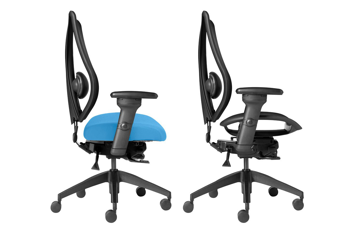Desk+Chair - Supplier ErgoCentric