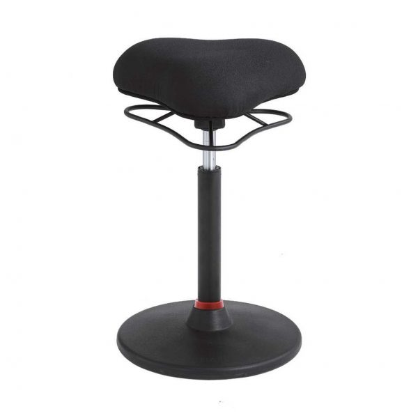 Desk and Chair - office furniture online - Pluto Wobbly Stool